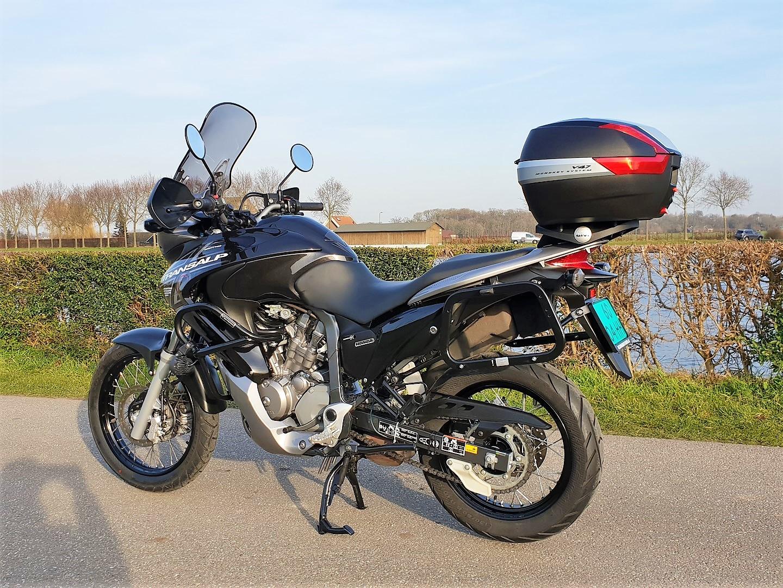 Uitgelezene HONDA XL 700 V TRANSALP ABS (2012) +LED VERSTRALERS - De Jong Motoren YO-19